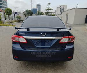 Toyota Corolla 2011 Blue | Cars for sale in Lagos State, Victoria Island