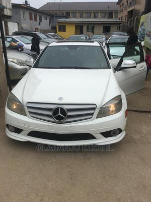 Mercedes-Benz C300 2009 White   Cars for sale in Lagos State, Ogba