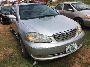Toyota Corolla 2006 Silver   Cars for sale in Abuja (FCT) State, Apo District