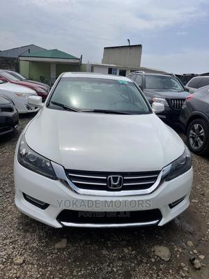 Honda Accord 2013 White | Cars for sale in Lagos State, Ojodu