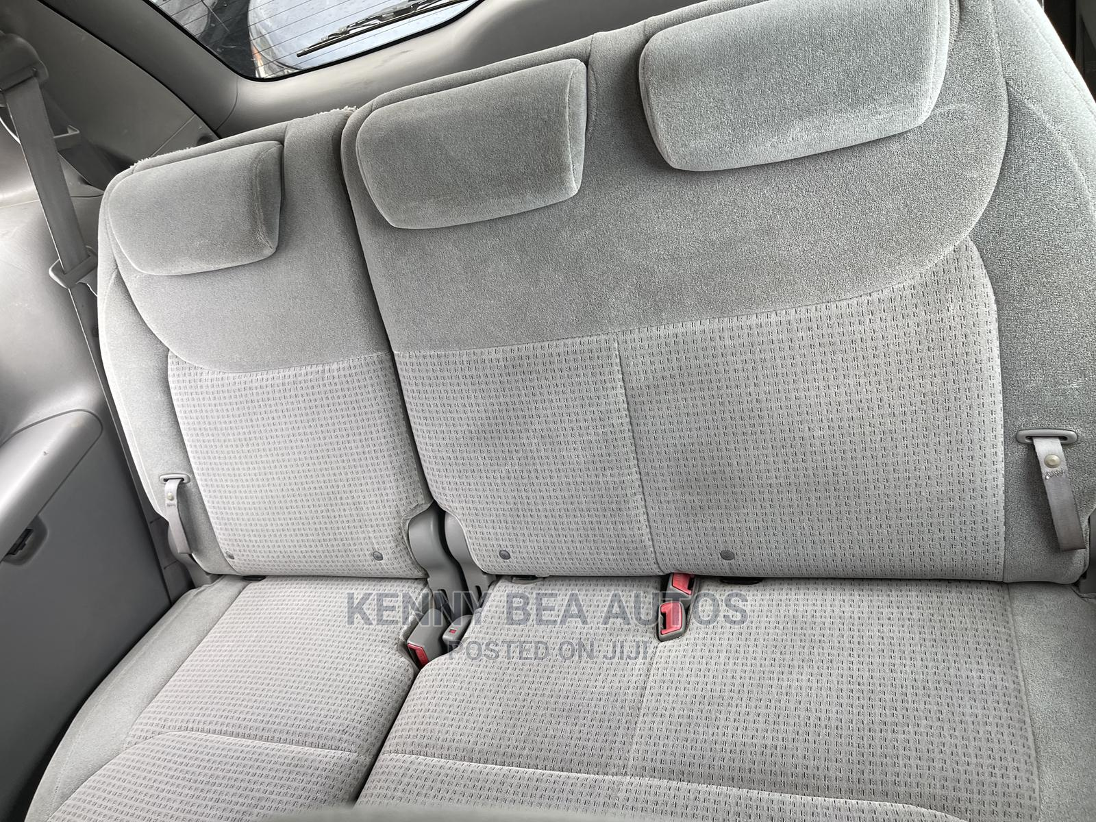 Toyota Sienna 2007 Silver | Cars for sale in Ikeja, Lagos State, Nigeria