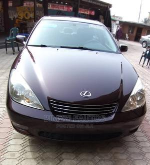Lexus ES 2004 330 Sedan Purple | Cars for sale in Lagos State, Isolo
