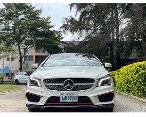 Mercedes-Benz CLA-Class 2014 White | Cars for sale in Abuja (FCT) State, Garki 2