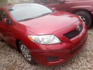 Toyota Corolla 2010 Red | Cars for sale in Lagos State, Ogba