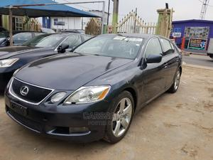 Lexus GS 2007 350 Gray | Cars for sale in Lagos State, Agege