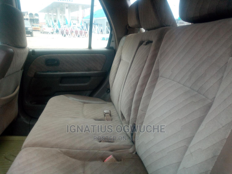 Archive: Honda CR-V 2004 2.0i ES Automatic White