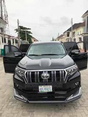 Toyota Land Cruiser Prado 2012 Black | Cars for sale in Lagos State, Ibeju