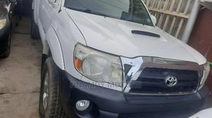 Toyota Tacoma 2005 White | Cars for sale in Lagos State, Ipaja