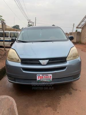 Toyota Sienna 2004 LE AWD (3.3L V6 5A) Blue | Cars for sale in Enugu State, Enugu