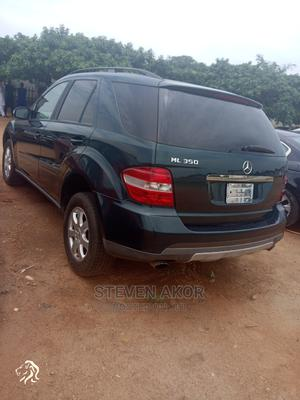 Mercedes-Benz M Class 2008 Green | Cars for sale in Abuja (FCT) State, Dutse-Alhaji