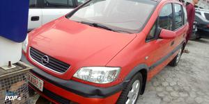 Opel Zafira 2004 Red | Cars for sale in Lagos State, Ajah