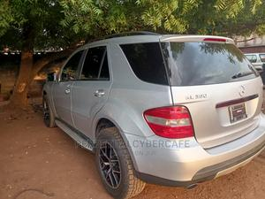 Mercedes-Benz M Class 2008 ML 350 4Matic Silver | Cars for sale in Anambra State, Awka