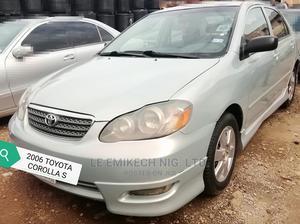 Toyota Corolla 2006 Blue   Cars for sale in Abuja (FCT) State, Nyanya