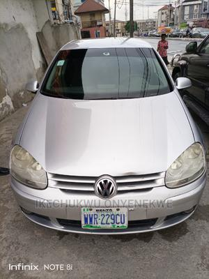Volkswagen Golf 2005 2.0 FSI Automatic Silver | Cars for sale in Rivers State, Port-Harcourt