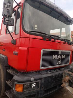 Mandiesel Tracktor Head   Trucks & Trailers for sale in Lagos State, Amuwo-Odofin