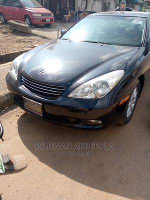 Lexus ES 2004 300 Black | Cars for sale in Oyo State, Ibadan