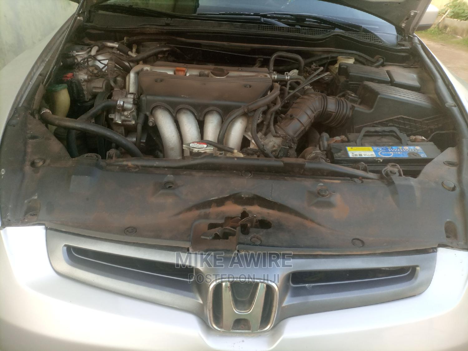 Honda Accord 2005 Automatic Silver   Cars for sale in Ilorin South, Kwara State, Nigeria