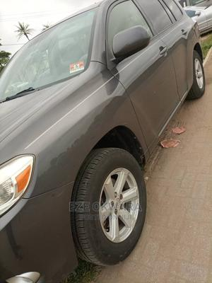 Toyota Highlander 2009 Limited Gray   Cars for sale in Lagos State, Amuwo-Odofin