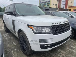 Land Rover Range Rover Vogue 2017 White | Cars for sale in Lagos State, Lekki