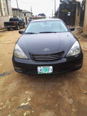 Lexus ES 2004 330 Sedan Black | Cars for sale in Lagos State, Ikotun/Igando
