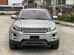 Land Rover Range Rover Evoque 2012 Prestige Silver | Cars for sale in Lagos State, Lekki