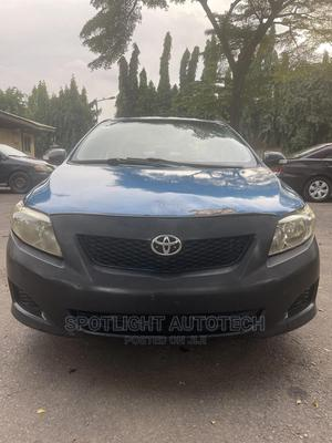 Toyota Corolla 2009 Blue | Cars for sale in Lagos State, Ogba