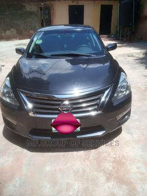 Nissan Altima 2014 Gray   Cars for sale in Lagos State, Ogudu
