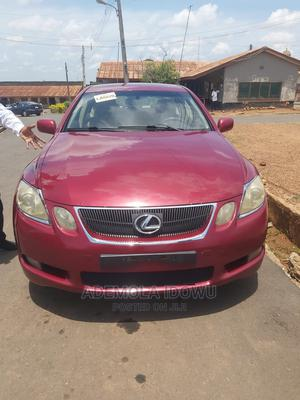 Lexus GS 2008 350 Red   Cars for sale in Oyo State, Ibadan