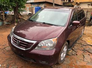 Honda Odyssey 2009 Touring Red | Cars for sale in Anambra State, Onitsha