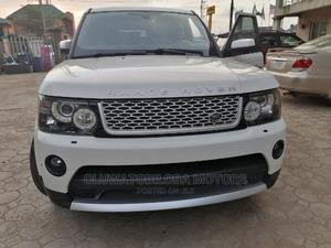 Land Rover Range Rover 2012 White | Cars for sale in Lagos State, Alimosho