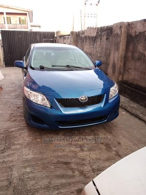 Toyota Corolla 2008 1.8 Blue | Cars for sale in Lagos State, Ikeja