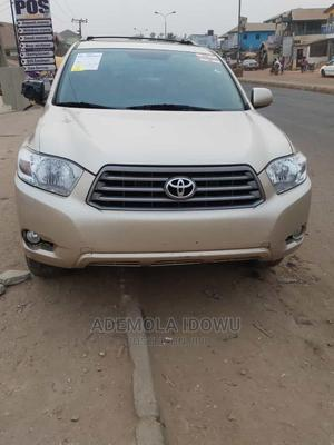 Toyota Highlander 2010 Limited Gold | Cars for sale in Oyo State, Ibadan