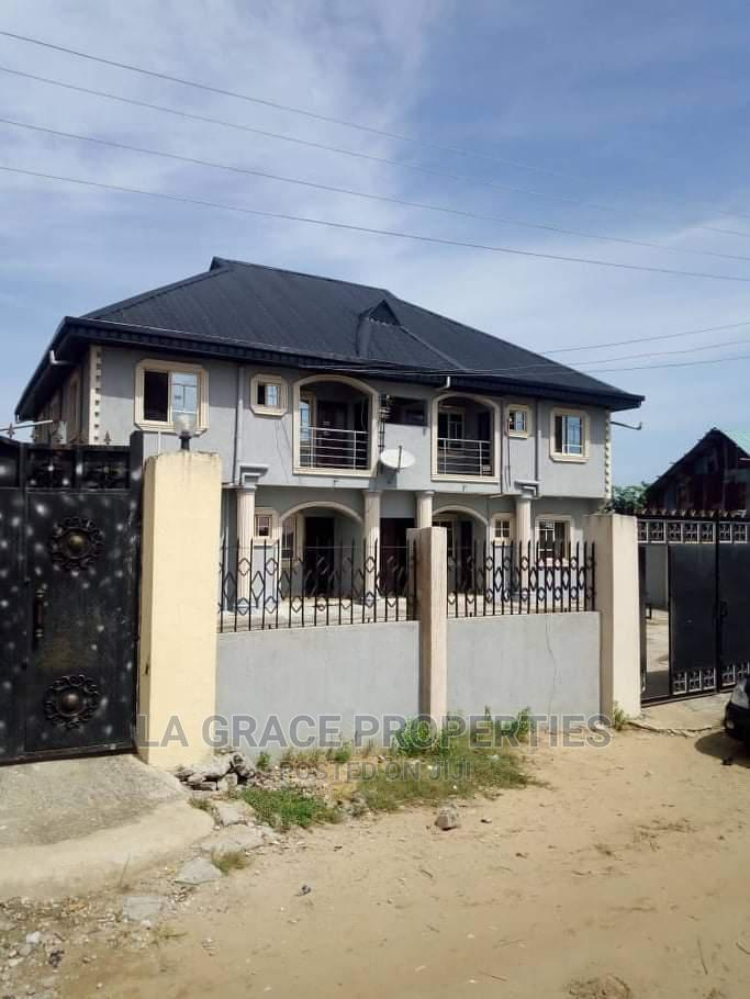 Furnished 2bdrm Block of Flats in Mowo, Badagry / Badagry for Sale