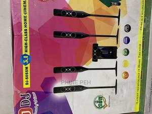 Djack Super Class Home Cinema System Dj-5050m 5   Audio & Music Equipment for sale in Abuja (FCT) State, Apo District