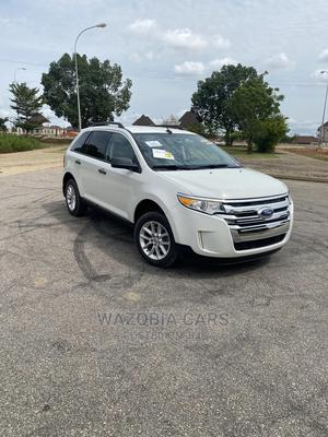 Ford Edge 2013 SE 4dr FWD (3.5L 6cyl 6A) White | Cars for sale in Abuja (FCT) State, Central Business District
