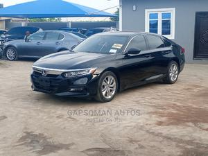 Honda Accord 2019 Black | Cars for sale in Lagos State, Ogba