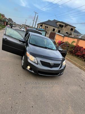 Toyota Corolla 2009 Gray | Cars for sale in Lagos State, Ifako-Ijaiye