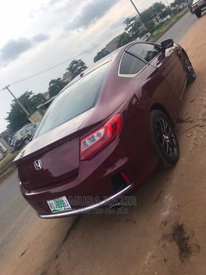 Honda Accord 2011 Red | Cars for sale in Abuja (FCT) State, Kubwa