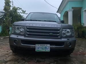Land Rover Range Rover Sport 2009 HSE 4x4 (4.4L 8cyl 6A) Gray | Cars for sale in Abuja (FCT) State, Lugbe District
