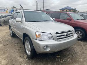 Toyota Highlander 2006 Limited V6 4x4 Silver   Cars for sale in Lagos State, Isolo
