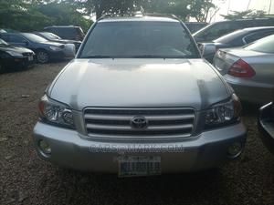 Toyota Highlander 2003 Silver   Cars for sale in Abuja (FCT) State, Gwarinpa
