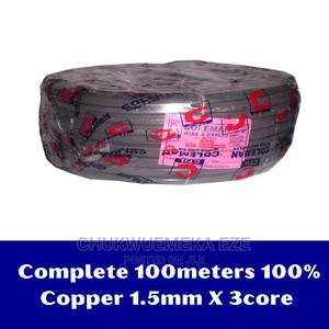 Coleman 1.5mm Single Core Pure Copper - 100 Meters | Electrical Equipment for sale in Lagos State, Ikeja