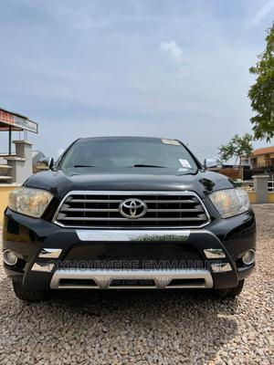 Toyota Highlander 2008 Limited Black | Cars for sale in Kaduna State, Zaria