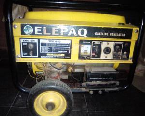 Elepaq 3.5kva Generator | Electrical Equipment for sale in Abuja (FCT) State, Jikwoyi