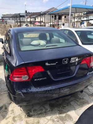 Honda Civic 2010 Black | Cars for sale in Lagos State, Lekki