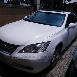 Lexus ES 2008 350 White | Cars for sale in Lagos State, Ajah