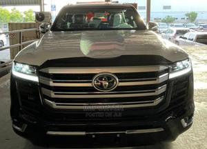 New Toyota Land Cruiser 2021 4.5 V8 VXR Black   Cars for sale in Abuja (FCT) State, Asokoro
