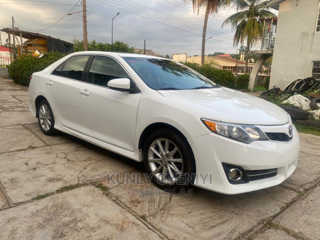 Toyota Camry 2012 White   Cars for sale in Maryland, Lagos State, Nigeria