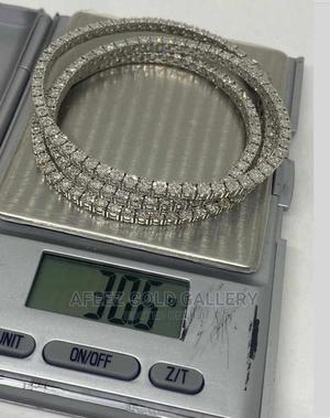 Real Diamond Necklace Available   Jewelry for sale in Lagos State, Magodo