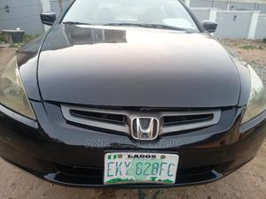 Honda Accord 2005 Coupe EX Automatic Black | Cars for sale in Ogun State, Abeokuta North